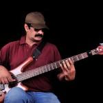 Jayen Varma GruvGear FretWraps Bassist