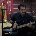 Jayen Varma Slap Bassist