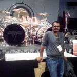 Jayen Varma at NAMM show